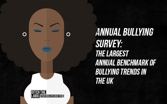 THE ANNUAL BULLYING SURVEY