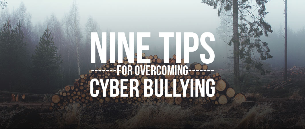END CYBER BULLYING