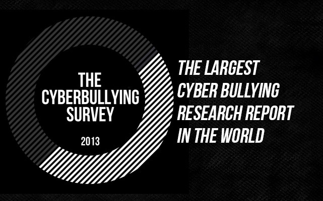 THE CYBERBULLYING SURVEY 2013