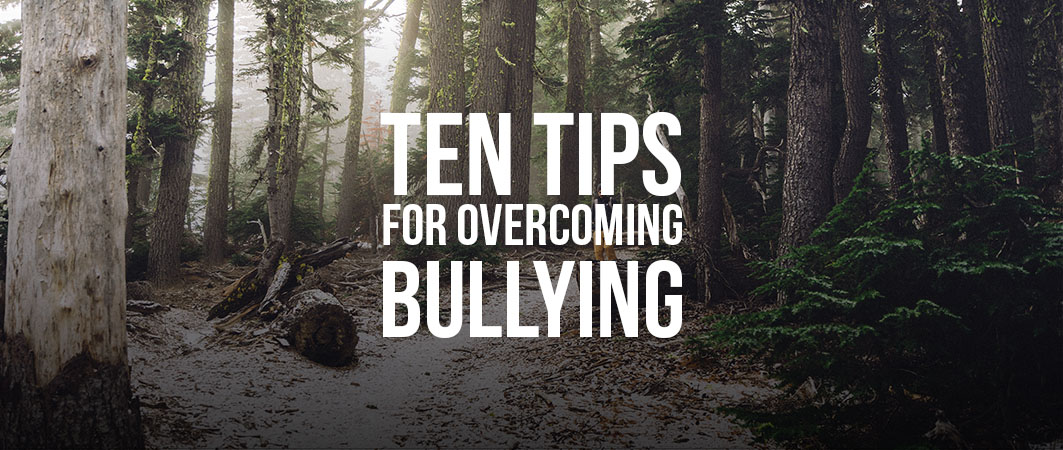 overcome bullying