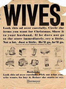 Top Sexist Ads through the ages 1920-2015