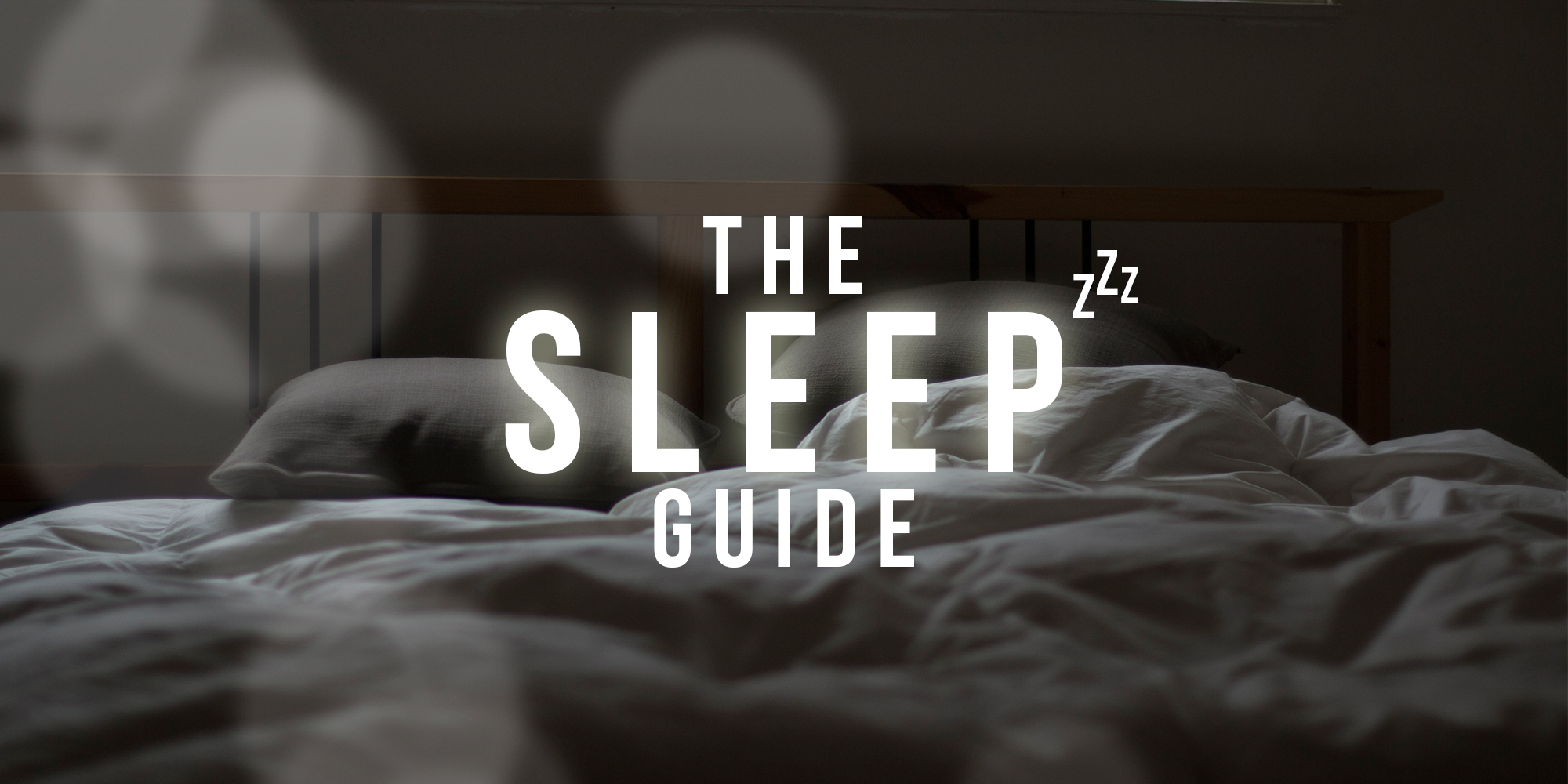 THE SLEEP GUIDE
