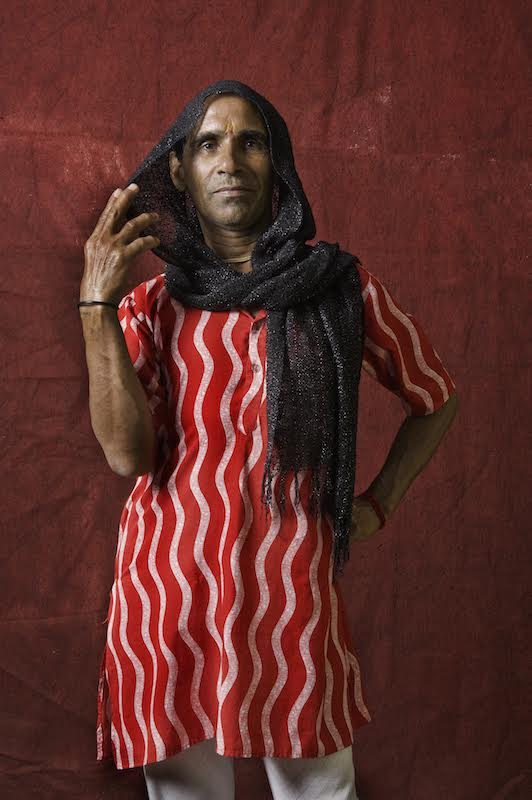 "from the series ""Kothis, Hijras, Giriyas and Others"", Delhi, India, 2013 onwards"