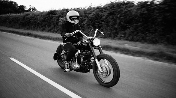 'I'm not just a woman who rides – I'm just another rider, irrespective of my sex': Gemma Harrison, of Motorcycle Collective VC London